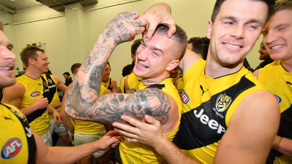 37 years is a long time: Is Richmond's wait for glory finally over?