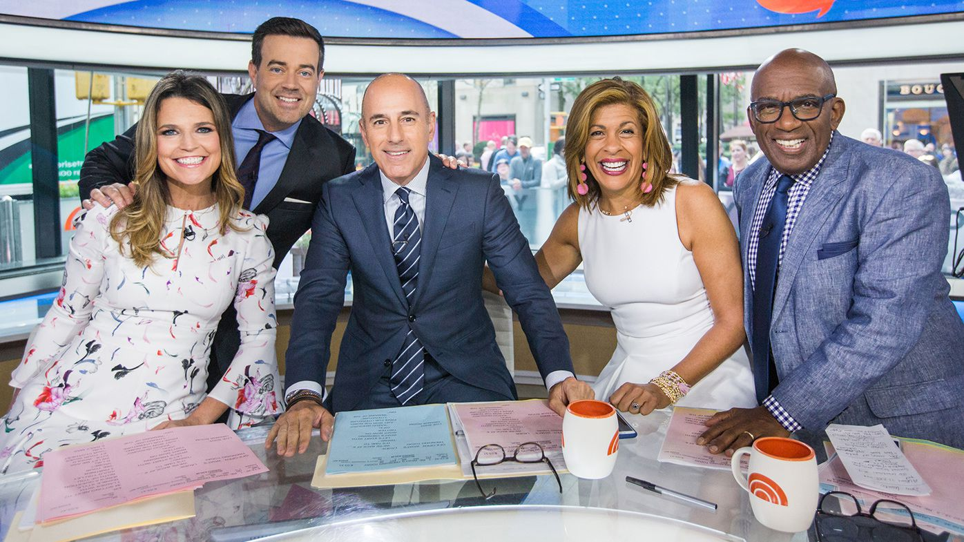 Matt Lauer Permanently Replaced By Hoda Kotb On
