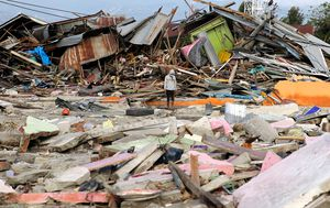 TODAY IN HISTORY: Indonesia hit with devastating earthquake and tsunami