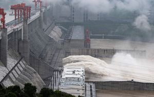Record China flooding impacts PPE supply chain to US as COVID-19 crisis deepens