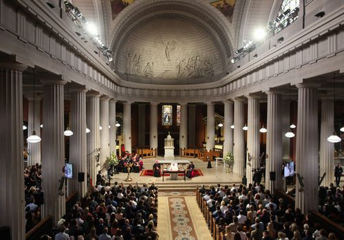 """""""The failure of ecclesial authorities – bishops, religious superiors, priests and others – to adequately address these repugnant crimes has rightly given rise to outrage, and remains a source of pain and shame for the Catholic community."""""""