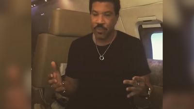 Lionel Richie's son Miles was detained for an alleged bomb hoax
