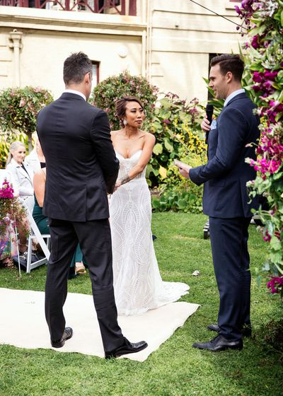 Mark's Vows: