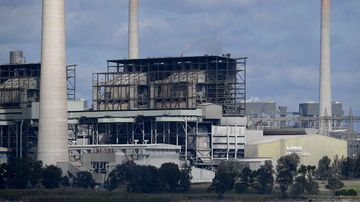 The Liddell coal-fired power station in the Hunter Valley.