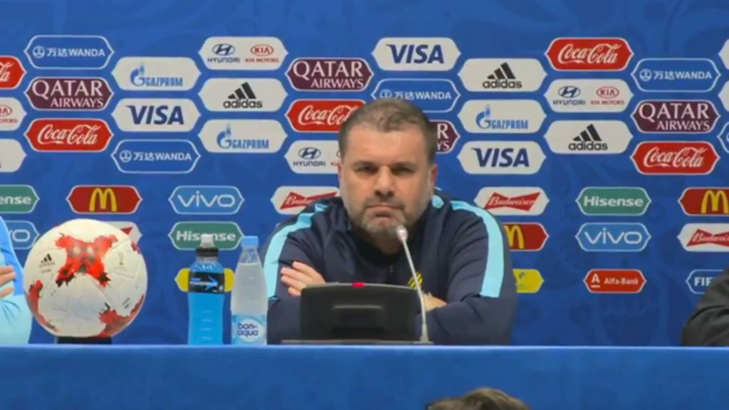 Angry Ange returns for Confederations Cup
