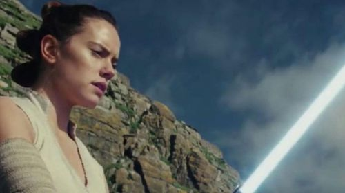 Daisy Ridley takes centre stage once again in this film.