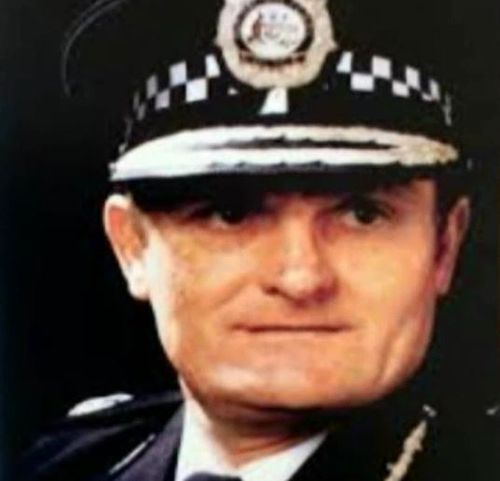 Colin Winchester was shot twice in the head outside his Canberra home on the night of January 10, 1989.