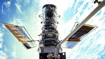 The Hubble Space Telescope has been blindsided by computer trouble, with all astronomical viewing halted.