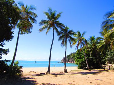 <strong>Radical Bay, Magnetic Island</strong>