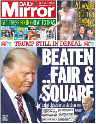 Daily Mirror, UK