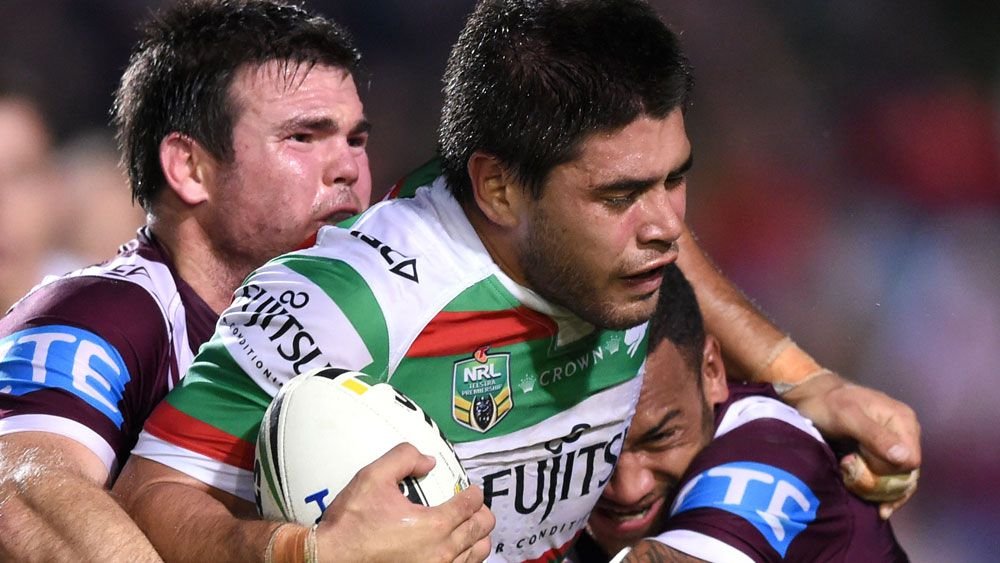 Souths sneak home over Manly