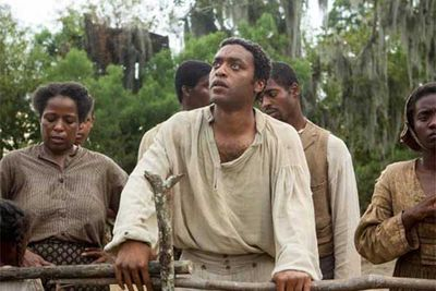 For his performance in <i>12 Years a Slave</i>.
