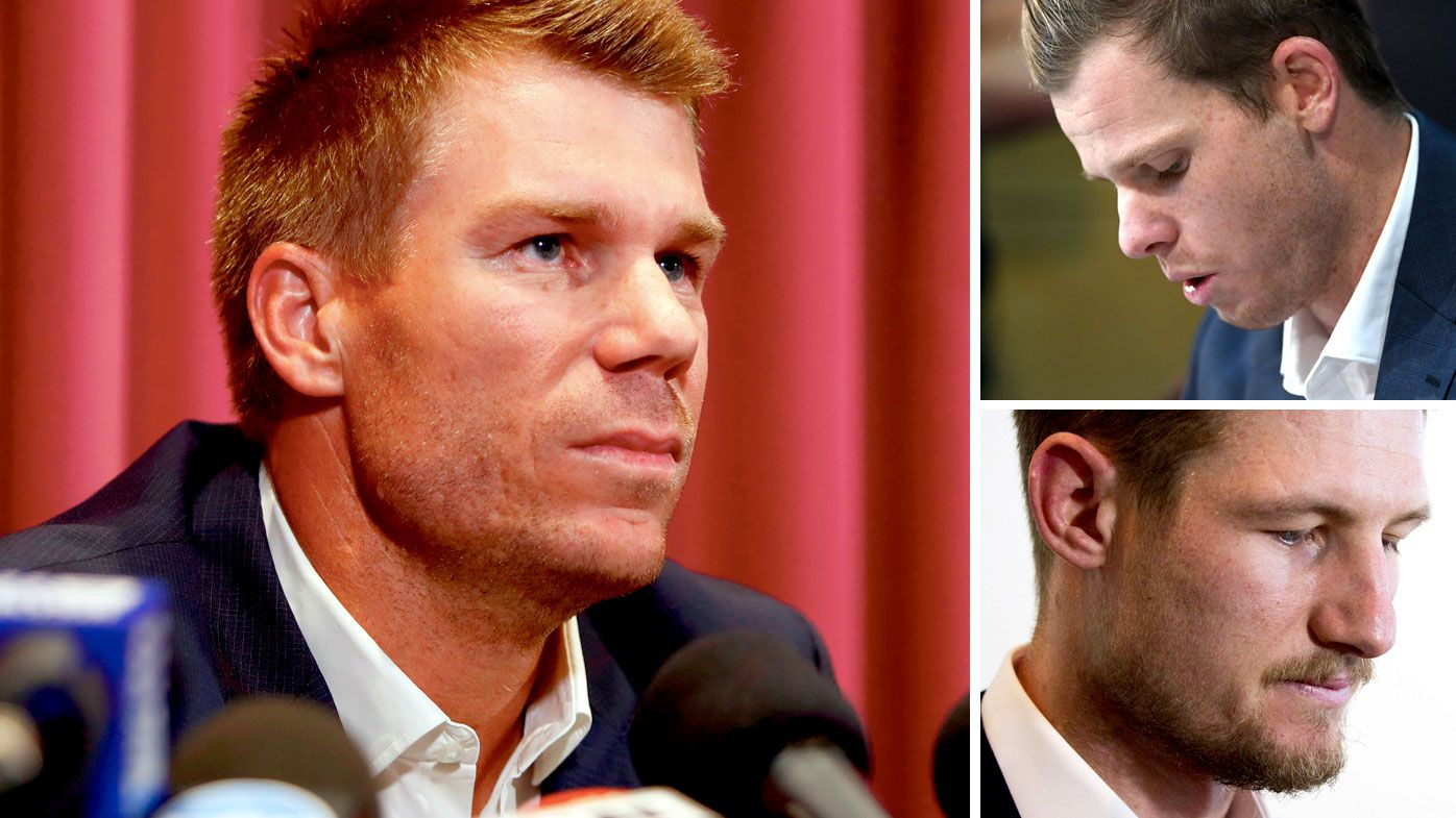 Smith, Bancroft accept suspensions handed down by Cricket Australia