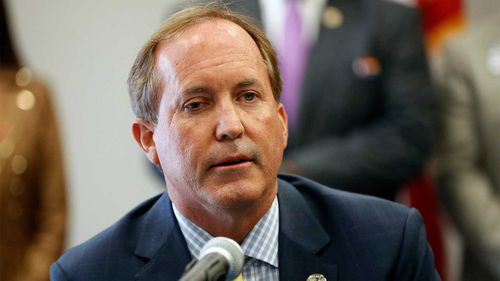 Attorney-General of Texas Ken Paxton is suing four states to overturn their election results.