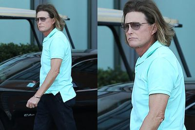 An op to flatten his adam's apple first started speculation of a gender transition. <br><br>Spotted sporting a smoother neckline and a some subtle ombre, Bruce got everyone talking with his move to a more feminine look.