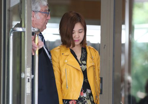 Nguyen did not stop at the scene and handed herself into police four days after the accident.