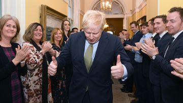 Boris wins election, vows Brexit on January 31