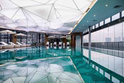 <strong>Luxury City Hotel: Minyoun Chengdu Kehua Hotel, China</strong>