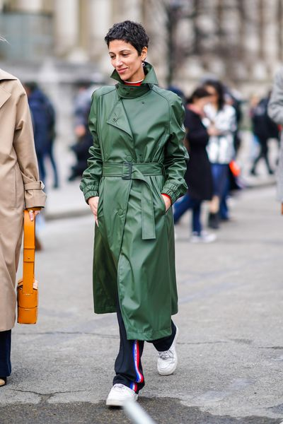 Australian fashion stylist and Farfetch Vice President Yasmin Sewell