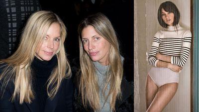 Meredith Melling and Valerie Boster: La Ligne
