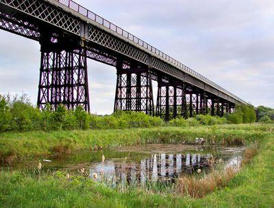 21. Bennerley Viaduct, United Kingdom
