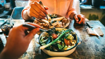 Healthy eating can seem difficult and confusing — but it doesn't have to
