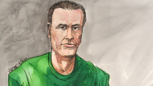 Timothy Palmer is accused of a sex assault on a Sydney bus.