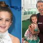Avengers actress Lexi Rabe, seven, begs fans: 'Don't bully my family or me'