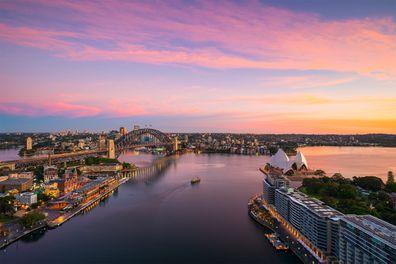 Sydney Solstice