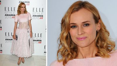Diane Kruger. (Getty)