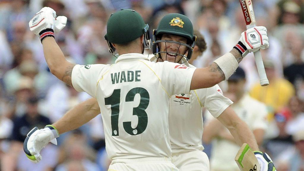 Ashes 2019 Matthew Wade Tim Paine Tasmanian Backyard To First Test