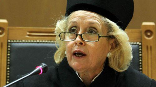 Top judge named as Greece's caretaker prime minister