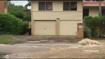 VIDEO: Sixteen Brisbane water mains rupture in two days