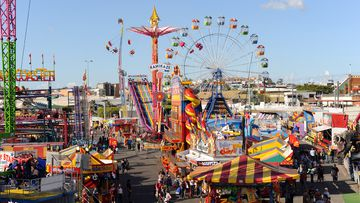 The Ekka in Brisbane will now be smoke-free. (AAP)