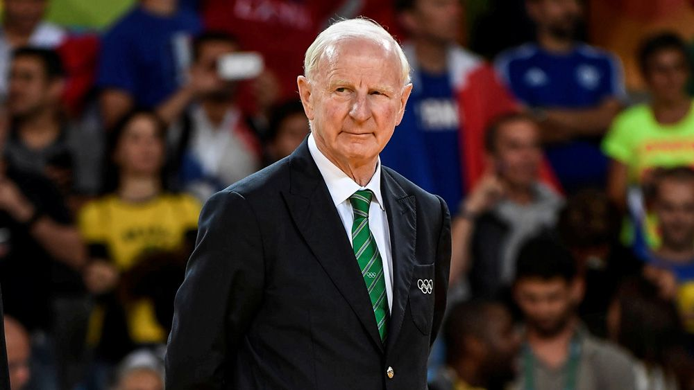Irish IOC official Patrick Hickey has been arrested in Rio. (Getty)
