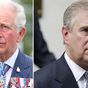 Calls for Prince Charles to remove Prince Andrew's 'working royal' title