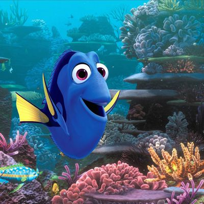 11. Finding Dory