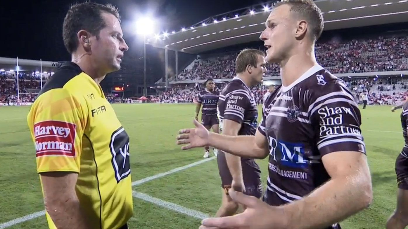 DCE fumes after the final whistle