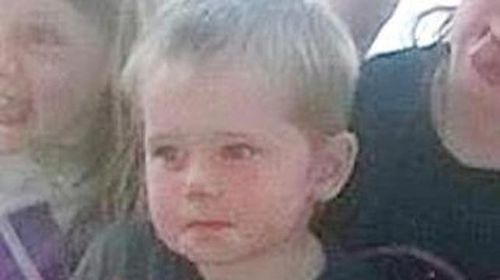 Baileigh, 3, died in the fire. (Facebook)