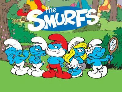 Danny Goldman, The Smurfs, Brainy Smurf