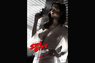 Eva Green as Ava Lord.