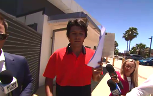 Teen granted bail after alleged burnout incident that left five-year-old boy in hospital