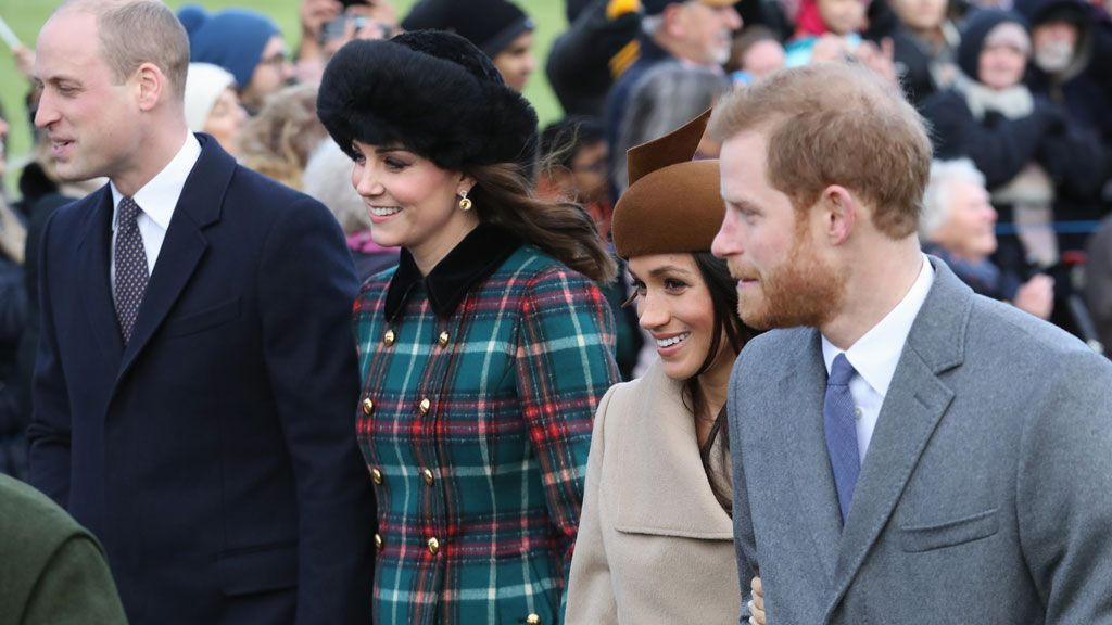 Prince Harry: Meghan had 'fantastic' Christmas with Queen and royals