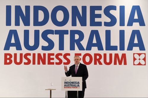 Scott Morrison Indonesia