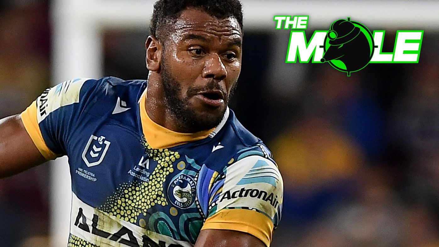 The Mole: Cowboys pinch giant young winger Laitia Moceidreke from Bulldogs