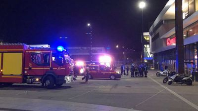 Knifeman stabs movie-goers in France, leaving two injured
