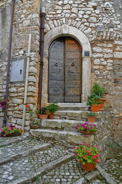 Maenza, Italy.