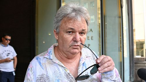 Notorious conman Peter Foster has disappeared from his lawyer's office in Sydney.