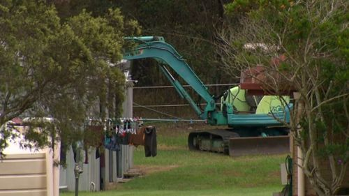 Tiahleigh Palmer: Police set to dig up alleged killer's backyard