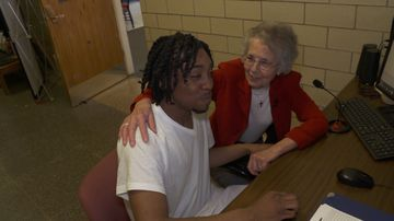 The nun changing lives amid the US gun violence epidemic